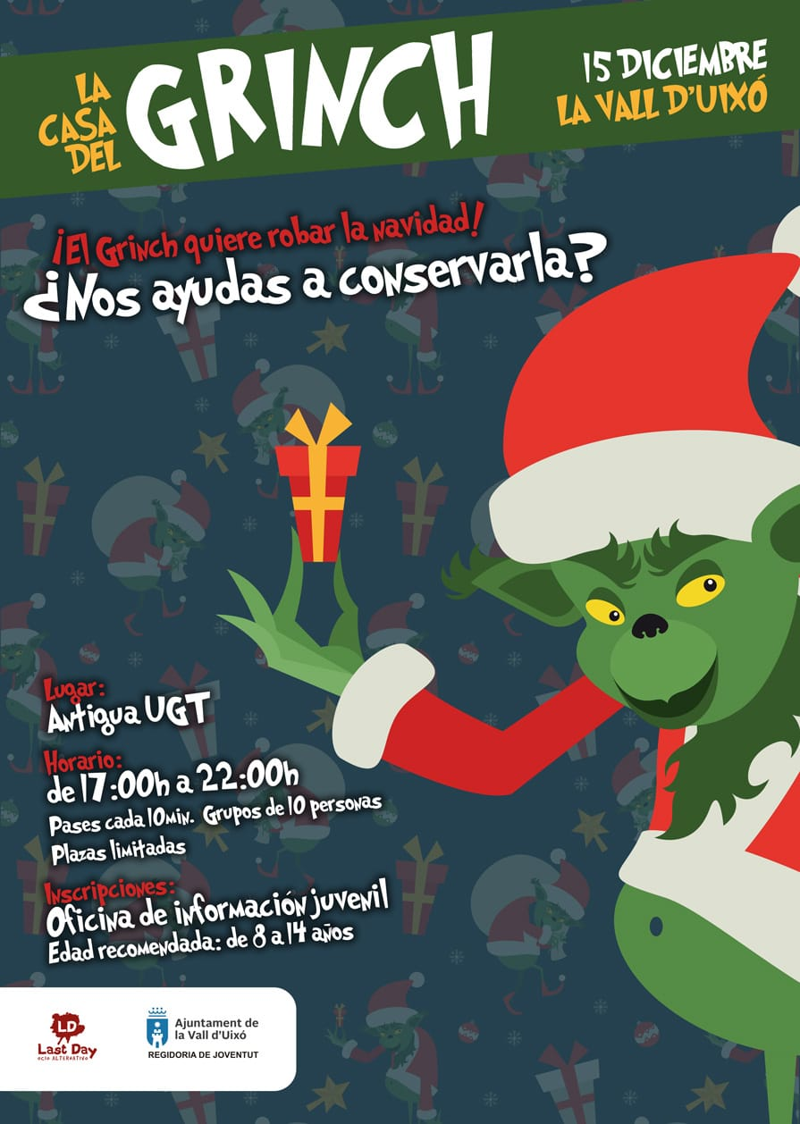 Cartel Grinch